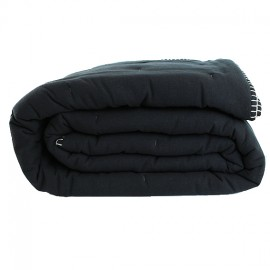 Bedding Set 240x260 cm - Black Portofino