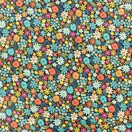 Tissu coton Makower UK Floraison - Automne x 10cm