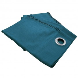 Curtain 150x260 cm - Petrol Blue Portofino