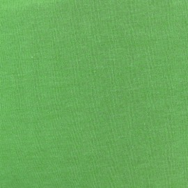 Oeko-Tex mocked light sweat fabric - green apple x 10cm