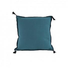 Cushion 45x45 cm - Petrol Blue Portofino