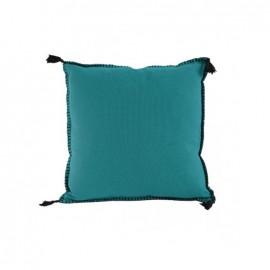 Coussin Portofino 45x45 cm - Bleu Canard