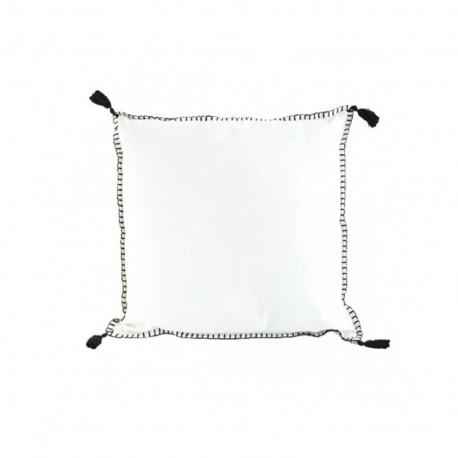 Coussin Portofino 45x45 cm - Blanc