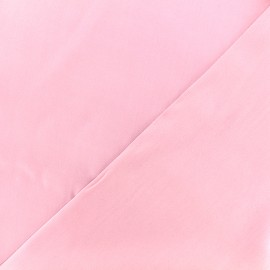 Twill viscose fabric - light pink x 10 cm