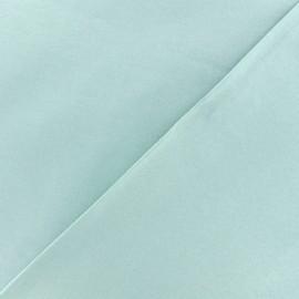 Tissu Bengaline enduit - bleu ciel x 10cm