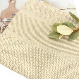 Tea Towel à l'ancienne - Natural Montagne Noire