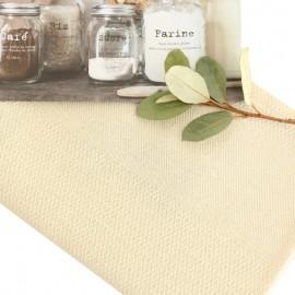 Tea Towel à l'ancienne - Ecru Montagne Noire