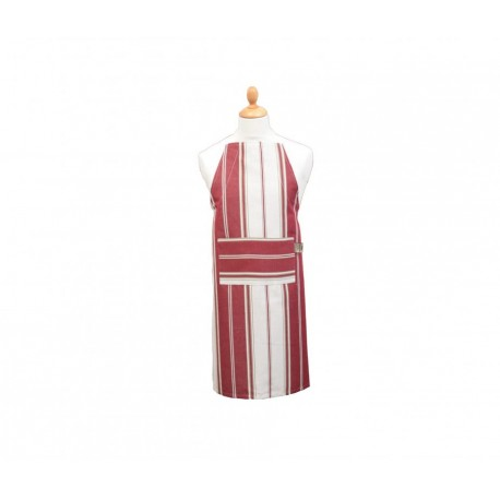 Adjustable Apron - Red Montagne Noire