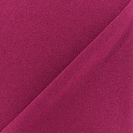 Tissu Néoprène Scuba Aspect crêpe - nude x 10cm