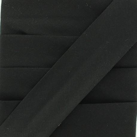 Plain Stretch Bias Binding - Grey x 1m