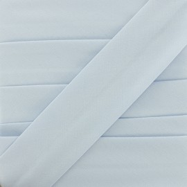 Plain Stretch Bias Binding - Sky Blue x 1m