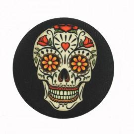 Thermocollant Calaveras Mexico - Noir