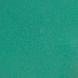 Flex thermocollant velours - Turquoise x 10 cm