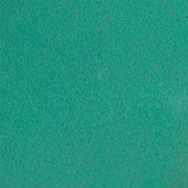 Velvet Fusible fabric - turquoise x 10 cm