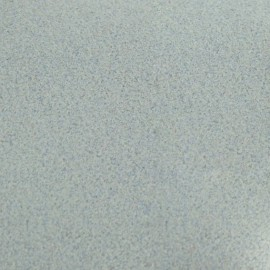 Velvet Fusible fabric - grey x 10 cm