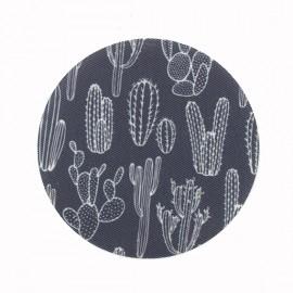 Thermocollant Cactus Désert - Gris