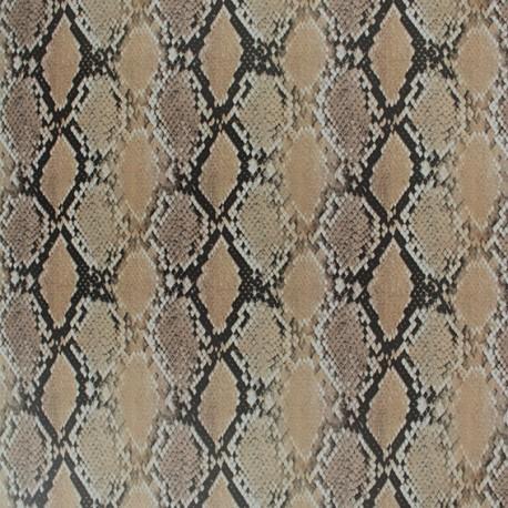 Velvet Fusible fabric - Cobra x 10 cm