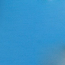 Tissu thermocollant - bleu x 10 cm
