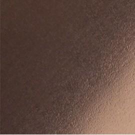 Tissu thermocollant métal - cuivre x10 cm