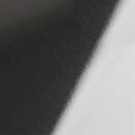 Tissu thermocollant métal - argent x10 cm