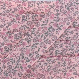 Polycotton Bias Binding - Pink Floralia x 1m