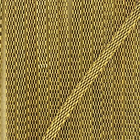 Multi Mesh Chain - Gold Alexandra x 1m