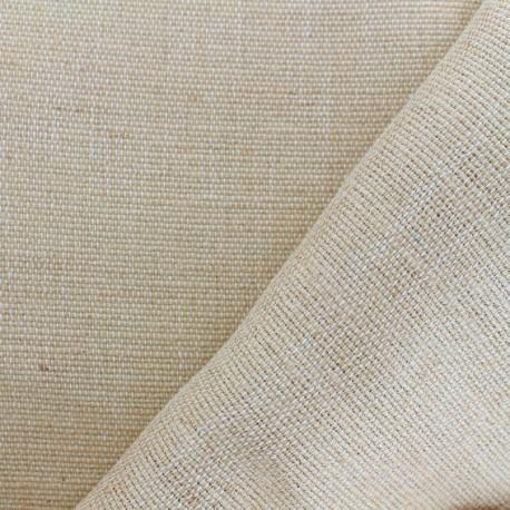 Yute fabric - natural Ménara x 10cm
