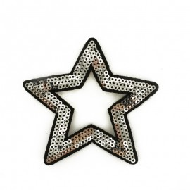 Thermocollant DiscoStar - Argent