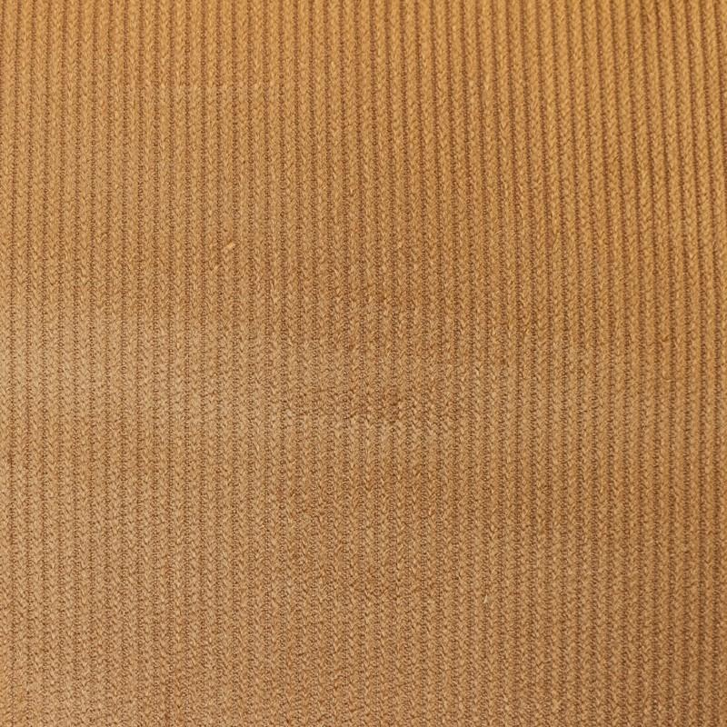 56c53096638 ... Tissu velours côtelé - café au lait x10cm ...