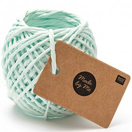 1 mm Paper String - Jade Green x 20m