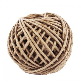 Coated Jute Twine - Natural x 25m