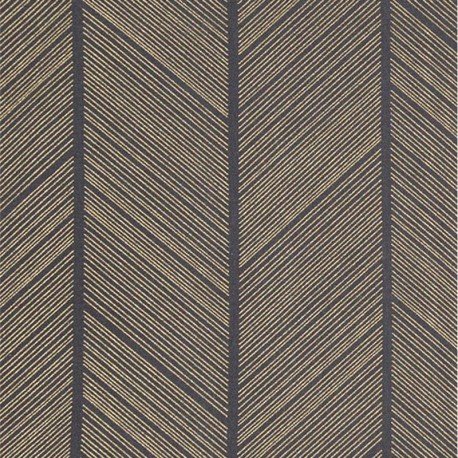 Tissu coton enduit Spike - Charbon x 10cm