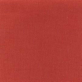 Tissu toile de coton natté réversible - Curcuma x 10cm