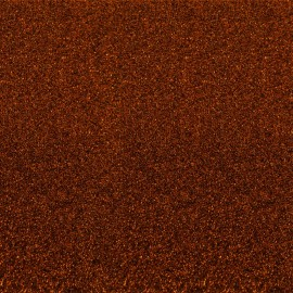 Glitter Fusible fabric - Brown  x 10 cm