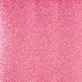 Glitter Fusible fabric - Light pink x 10 cm