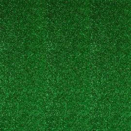 Flex thermocollant Paillettes - Vert x 10 cm