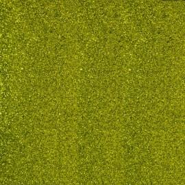 Flex thermocollant Paillettes - Vert clair x 10 cm