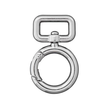 16 mm Metal Buckle - Nickel Genius