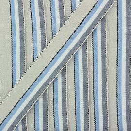 20 mm Elastic Strap - Beige Le Baigneur x 50cm