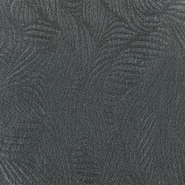 Tissu Jacquard lurex Marta - bleu x 10cm
