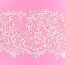 Lace of Calais® Ribbon Capucine - Ivory x 50cm
