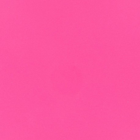 Velvet effect Fusible sheet - fluorescent pink