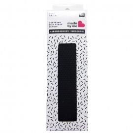 40 mm Rico Design Belt Strap (x 2m) - Black