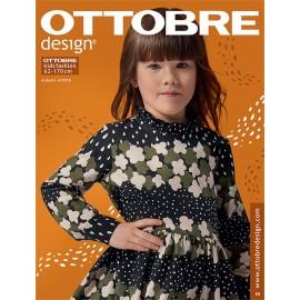 Patron Enfants Ottobre Design - 4/2018