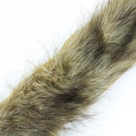Ruban Fourrure Spécial Capuche - Blond x 50cm