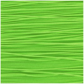 Cordon bijouterie 0,7 mm - vert anis x 1m