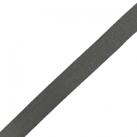 Cotton Strap - Grey