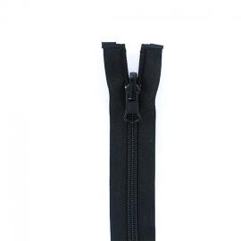 Fermeture  Eclair® tricot séparable curseur réversible - noir