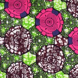 Tissu Wax Saho x 10cm