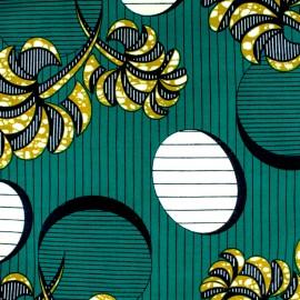 Tissu Wax Aari x 10cm